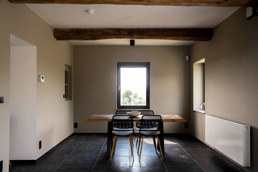 Dining room XXV House 4 people