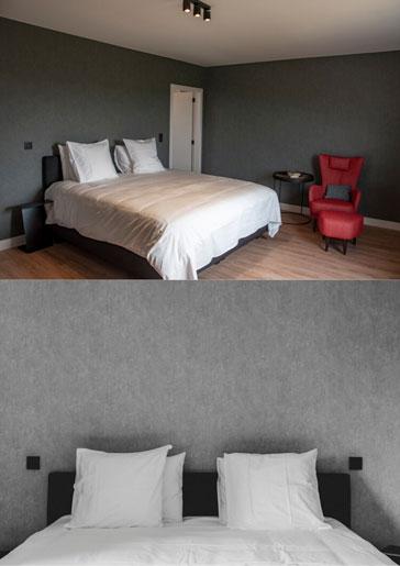 Master bedroom XXV House 8 people